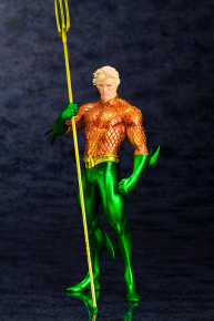 Artfx Plus Aquaman New52 Version