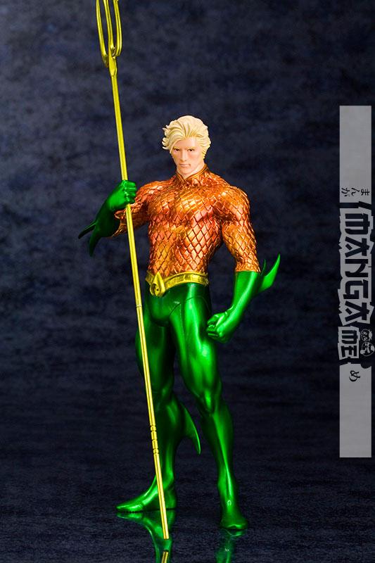 Artfx Plus Aquaman New52 Version