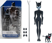 Batman Animated Series Catwoman