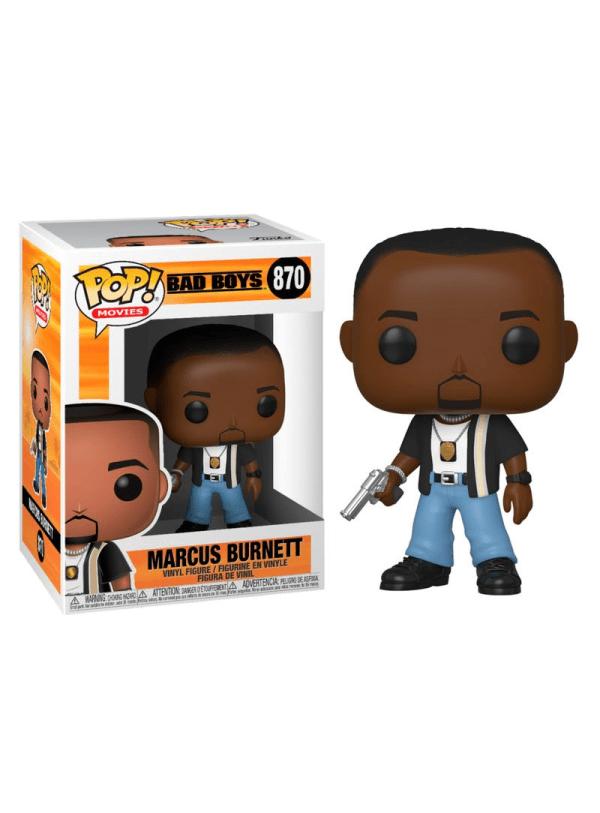 Bad Boys Marcus Burnett Pop!