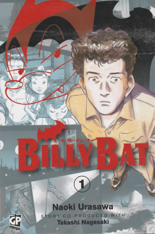 Billy Bat ( Edizione Gp Publishing ) 1
