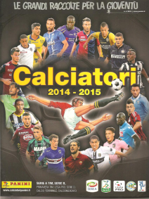 Calciatori 2014-15 Album