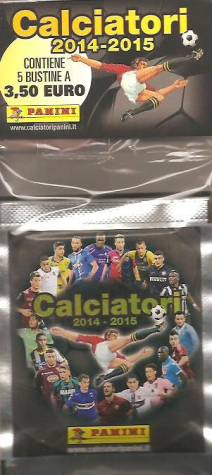 Calciatori 2014-15 Fan Blister Box