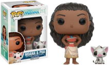 Disney Moana Moana & Pua Pop!
