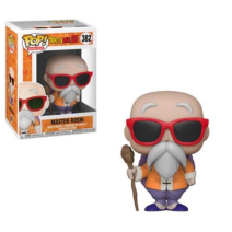 Dragon Ball Z S4 Master Roshi Pop!