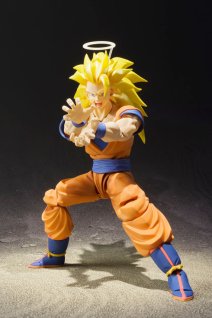 Dragon Ball Z Ss3 Son Goku S.h.figuarts
