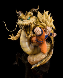 Dragon Ball Zero Ss3 Son Goku Dragon
