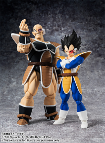 Dragon Ball Z Nappa Shfiguarts Web