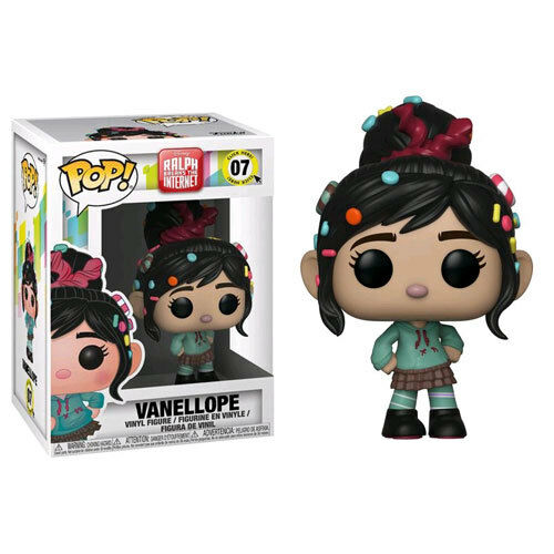 Disney Ralph Breaks The Internet Vanellope Pop!