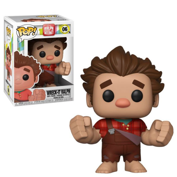 Disney Ralph Breaks The Internet Wreck-it Ralph Pop!