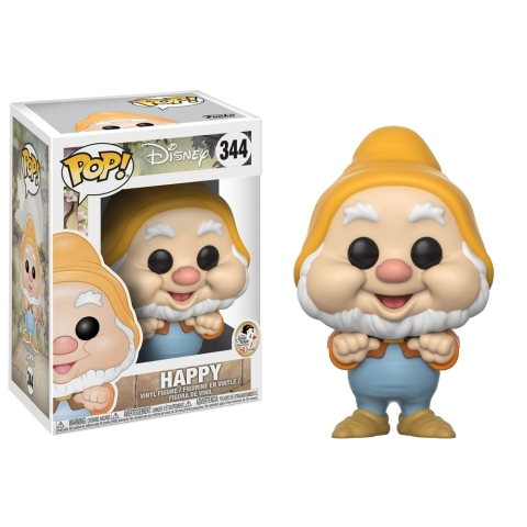 Disney Snow White And The Seven Happy (gongolo) Pop!
