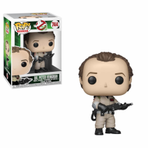 Ghostbuster Dr. Peter Venkman Pop!