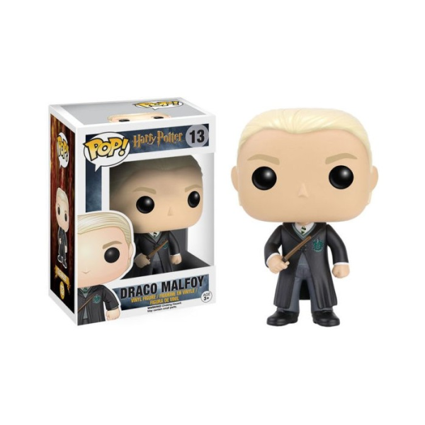 Harry Potter Draco Malfoy Pop!