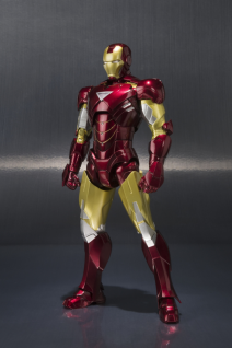 Iron Man Mark Vi + Hall Of Armor Set
