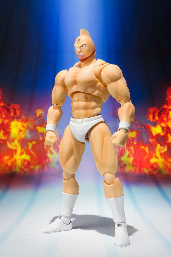 Kinnikuman Original Color Edition Shf