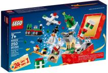 Lego 40222 Costruzioni Di Natale 24 In 1