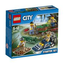 Lego City Polizia Starter Set Missione Nelle Palude