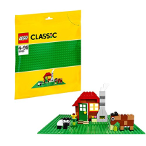 Lego Classic Base Verde