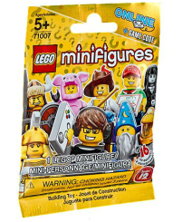 Lego Mini Figureres Series 12