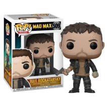 Mad Max Fury Road Max Rockatansky Pop!