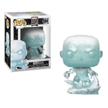 Marvel 80th Anniversary First Appearance Iceman Pop!