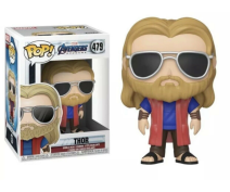 Marvel Avengers Endgame Thor Pop!