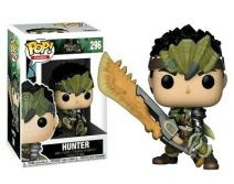 Monster Hunter Hunter Pop!