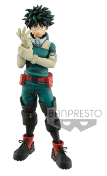 My Hero Academia - Age Of The Heroes - Deku Figure
