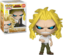 My Hero Academia All Might Weakened Pop!