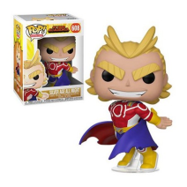 My Hero Academia Silver Age All Might Pop!
