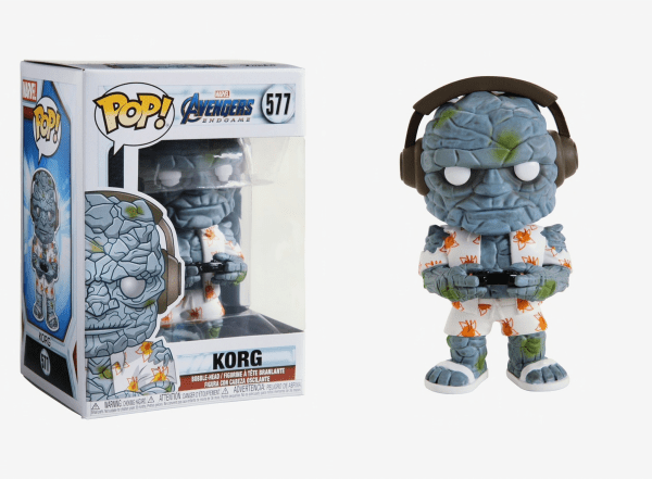 Marvel Avengers Endgame Korg Pop!
