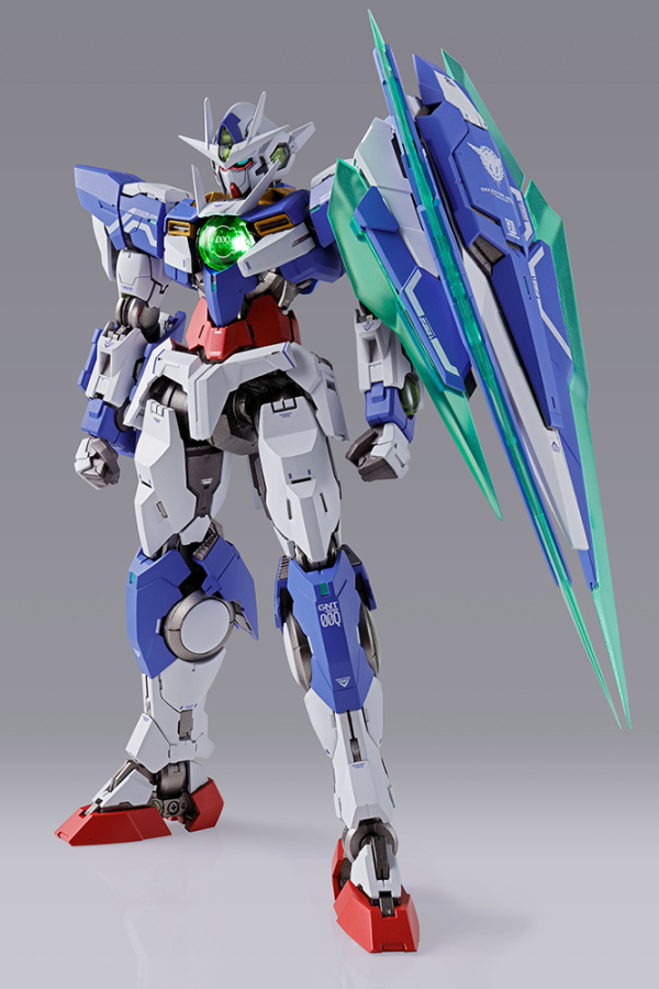 Metal Build Gundam 00 Qant