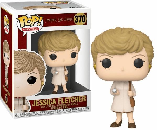 Murder She Wrote Jessica Fletcher Pop!