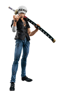 One Piece Trafalgar Law Ver.2 Vah Fig