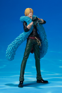 One Piece Zero 20th Diorama 7 Sanji