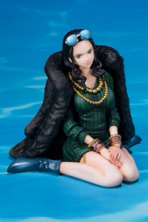 One Piece Zero 20th Diorama 9 Nico