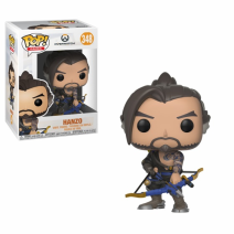 Overwatch S4 Hanzo Pop!