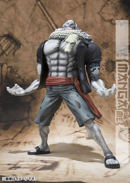 One Piece Figuarts Zero Hody Jones