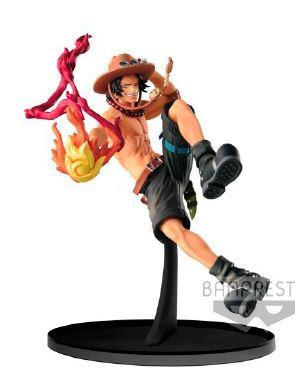 One Piece Scultures Big Zoukeio 6 Portgas D. Ace Special Edition Figure