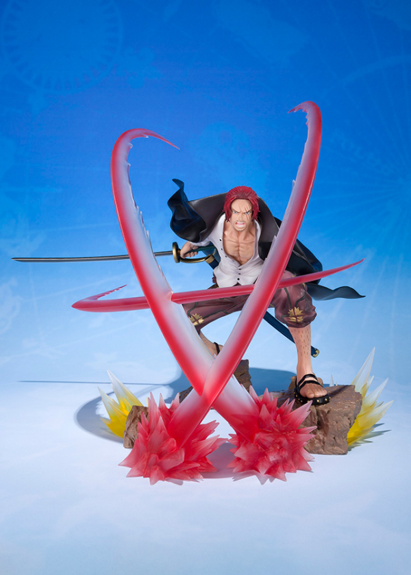One Piece Zero Shanks Sov Haki (tbc) Fig