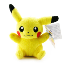 Pokemon Pikachu Kink Ear Plush