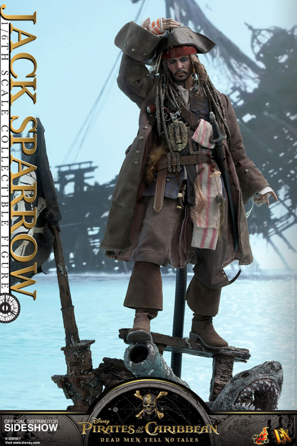 Potc Dead Men No Tales Jack Sparrow