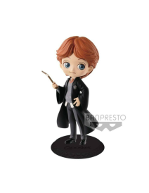 Q Posket Mini Figure Harry Potter Ron Weasley Normal Color Version