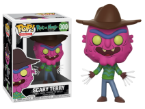 Rick And Morty Scary Terry Pop!
