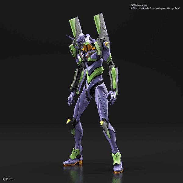 Rg Nge Eva Unit 01 1/144