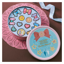 Sailor Moon Cookie Charm Gift Box