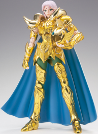 Saint Seiya Myth Cloth Ex Gold Aries Mu (ristampa)