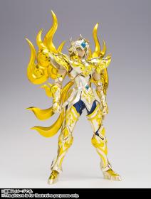 Saint Seiya Myth Cloth Ex Soul Of Gold Leo Aiolia God Cloth
