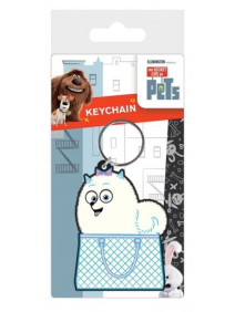 The Secret Life Of Pets Gidget Keychain
