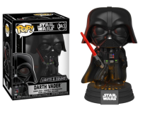 Star Wars Darth Vader Electronic (with Lights And Sound) Pop!